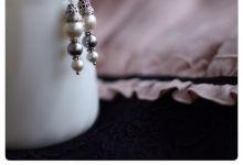 Серьги из жемчуга sheel perl