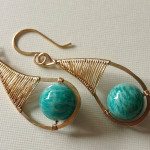 amazonite-earring2